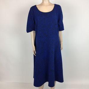 Lands End Women's Sheath Dress 2X  20W - 22W G32